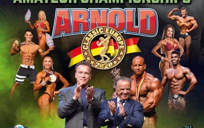 ARNOLD CLASSIC EUROPA 2020