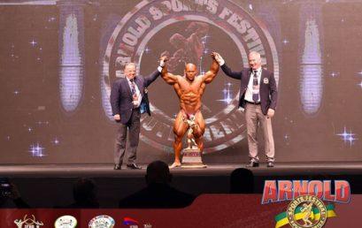 Resultados Oficiales Arnold Classic Sudamérica 2018