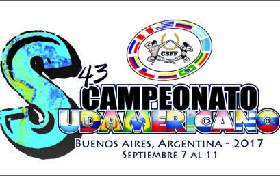 Programa tentativo de competencias Sudamericano 2017
