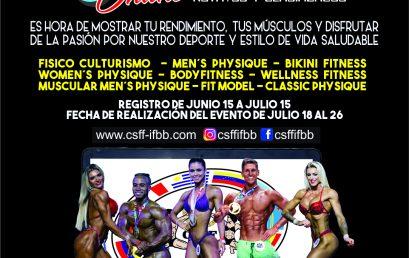 1er Campeonato Sudamericano Online