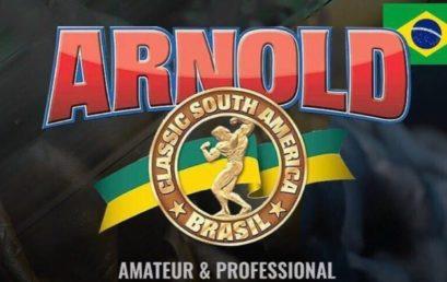 Invitación Arnold Sports Festival Sudamérica 2018