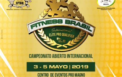 FITNESS BRASIL 2019