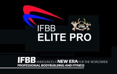 La IFBB anuncia una nueva era para el Fisico Culturismo y Fitness Profesional