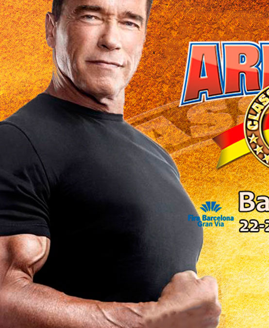 Arnold Classic Amateur Europa