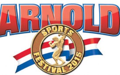 Reporte de inspección del Arnold Amateur Ohio 2015