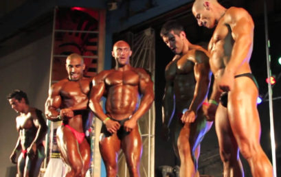 Copa Mercosur Muscle Open Chile 2015
