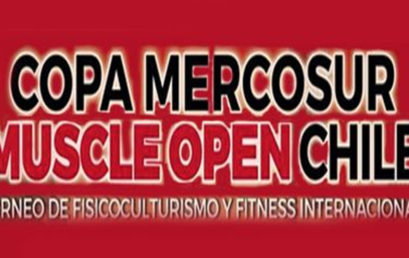 COPA MERCOSUR MUSCLE OPEN CHILE 2015