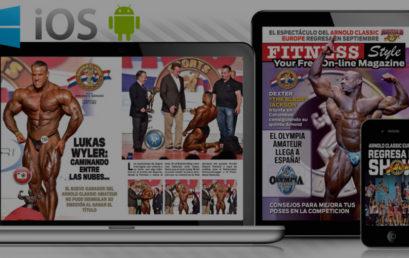 Ya esta al aire la 11 edicion de la revista on line Fitness Style