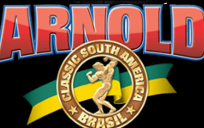 Resultados Oficiales Arnold Classic Sudamérica 2017