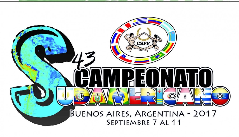 Invitacion Oficial 43 Campeonato Sudamericano