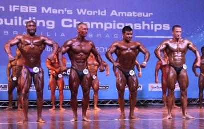 Campeonato Mundial Senior Mr. Universo
