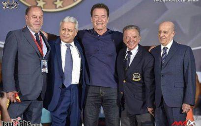 Resultados Arnold Classic Amateur Europa 2017