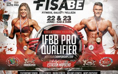 IFBB ELITE PRO QUALIFIER Chile 2019