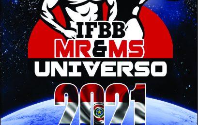 Mister & Miss Universo 2021 Asunción, Paraguay